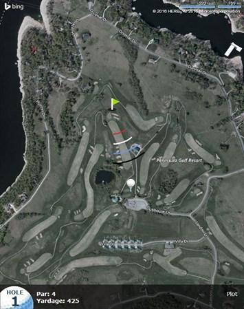 Peninsula golf resort peninsula course tee times near lancaster ky publicscrutiny Choice Image