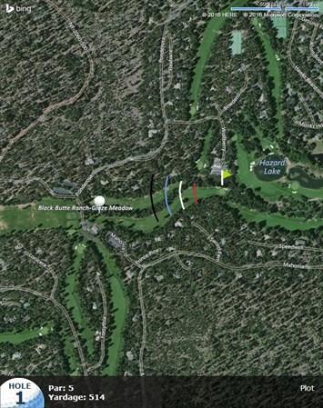 Black Butte Ranch Golf Club - Big Meadow (Glaze Meadow Course)