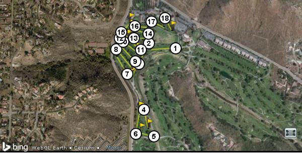 sycuan golf tennis resort pine glen golf