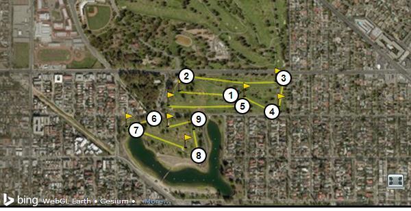 Recreation Park Golf Course 9 Long Beach Ca Golflink