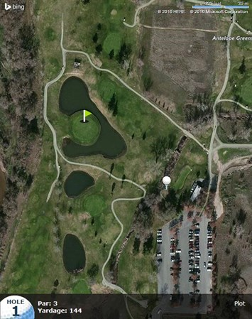 Antelope Green Golf Co...