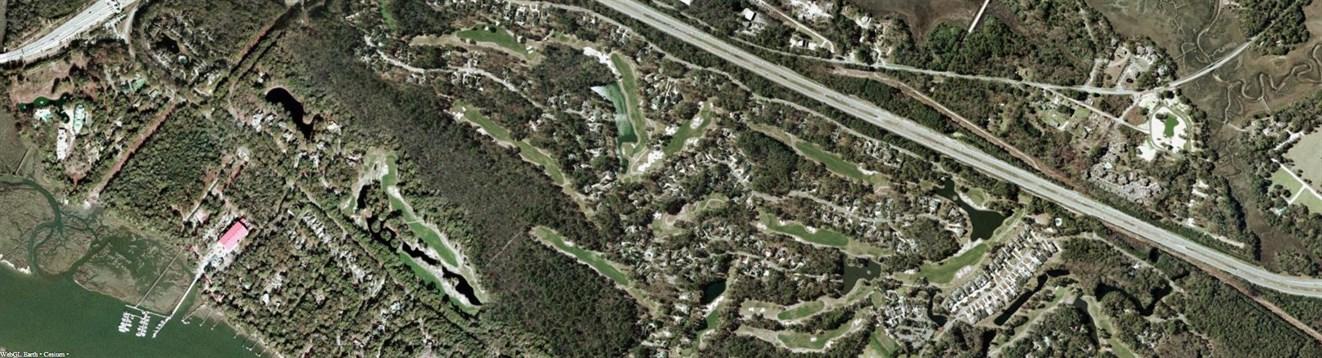 Indigo Run Golf Course Hilton Head Island Sc