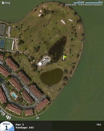 Golf Courses Near Treasure Island Fl