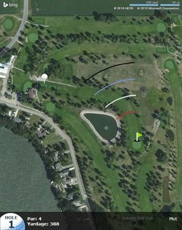 oakdale golf club